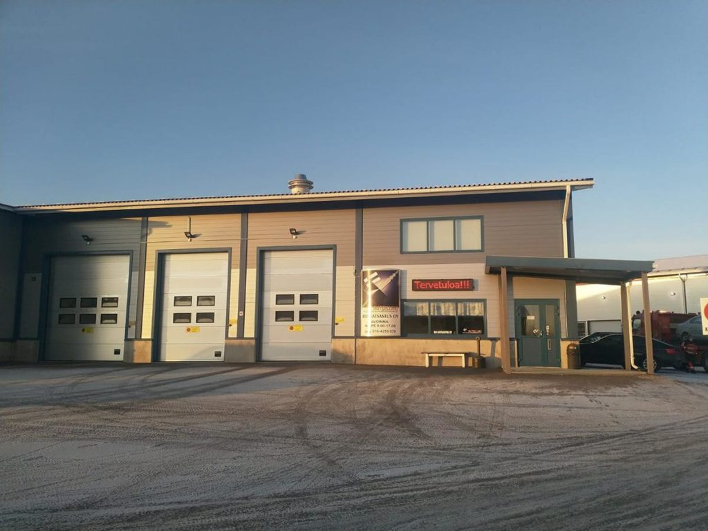 Katsastus Rovaniemi, ROI Katsastus Rovaniemen Teollisuustiellä palvelee sinua katsastusasioissa